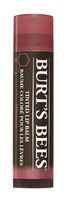 Burts Bees 100% Natural Moisturizing Tinted Lip Balm, Hibiscus, 1 Tube