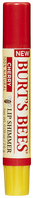 Burts Bees 100% Natural Moisturizing Lip Shimmer, Cherry, 1 Tube