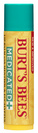 Burts Bees 100% Natural Medicated Moisturizing Lip Balm with Menthol & Eucalyptus  1 Tube