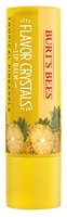 Burts Bees Flavor Crystals 100% Natural Lip Balm, Tropical Pineapple with Beeswax & Fruit Extracts
