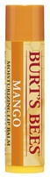 Burts Bees 100% Natural Moisturizing Lip Balm, Mango, 1 Tube