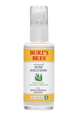 Burts Bees ACNE MOISTURIZING LOTION