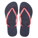 Havaianas Slim Mix Navy and Red Metallic