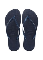 Havaianas Slim Navy, A core style that merchandise perfectly back to any collection.