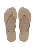 Havaianas Slim Rose Gold, A core style that merchandise perfectly back to any collection.