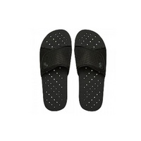 Black and Gray Slides  XLarge