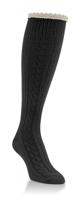 Crescent  Worlds Softest Weekend Collection Knee High