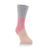Crescent Socks Cozy Block Crew Winter