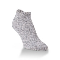 Crescent Socks Weekend Ragg Low Cloud Dancer