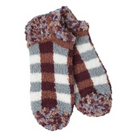 Worlds Softest Cozy Low Woods Plaid One size
