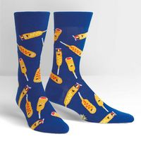 SITM  Youre So Corny Crew Socks
