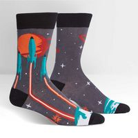 SITM  Launch From Earth Crew Socks