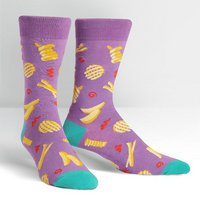 Everyday Is Fry Day Crew Socks