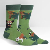 Madagascar Menagerie Crew Socks