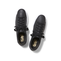 Keds Ace Black Leather