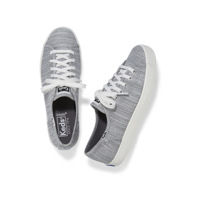Keds Kickstart Denim Twill White