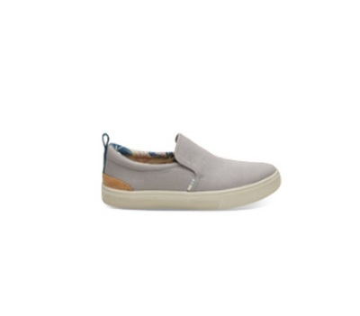 Toms Canvas Travel Lite Slip On