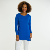 Flying Colors Marie Side Slit Tunic