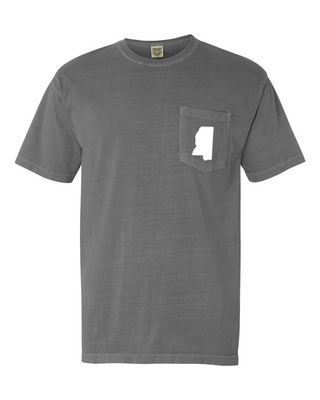 Rubys Rubbish MS Pocket Tee