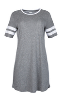Lauren James Connery Dress, ultra  soft tri  blend t  shirt dress