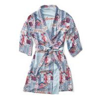 Reversible Robe Patchwork Bouq