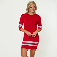 Flying Colors Gia Gameday Dress
