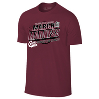 Retro Brand March Madness Short Sleeve Tee