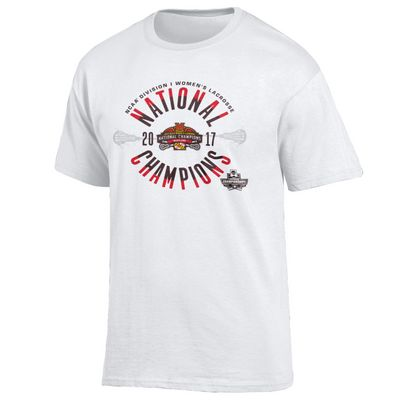 Womens Lacrosse National Champions Tee