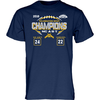 Blue 84 Celebration Bowl Champions T Shirt