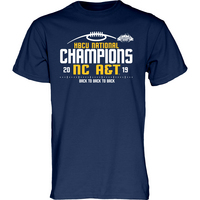 Blue 84 Bowl Champions T Shirt