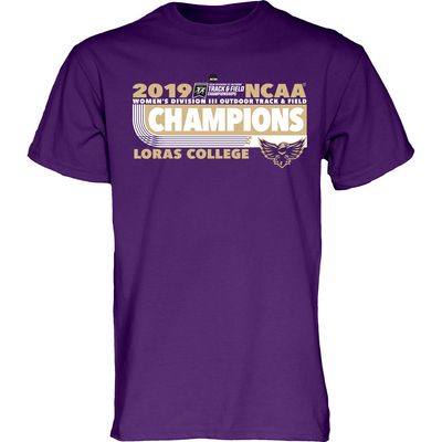 NCAA Womens Outdoor Track & Field Champions Tee
