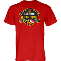 NCAA 2019 Womens Lacrosse National Champions Tee