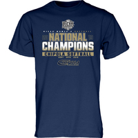 2019 Softball National Champions Tee