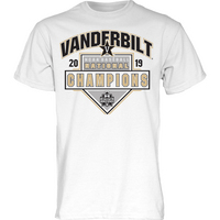 Blue 84 College World Series National Champions Tee