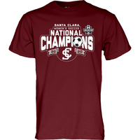 Womens Soccer National Champions Tee