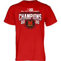 Womens Big 10 Tournament Champions Tee