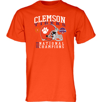 Blue 84 National Champions Tee