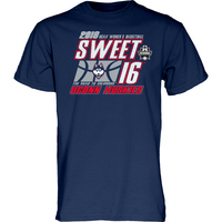 Womens Basketball Sweet 16 March Madness Tee