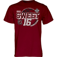 Sweet 16 March Madness Tee
