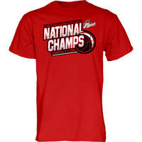 NJCAA D3 Mens Basketball National Champions Tee