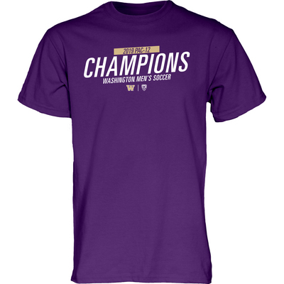 2019 Pac 12 Mens Regular Season Champions Tee