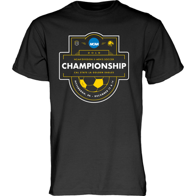 NCAA Division II Mens Soccer Tee