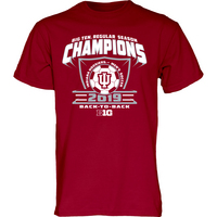 2019 Back to Back Regular Season Champions Tee