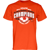 Mens Soccer Big South Championship Tee