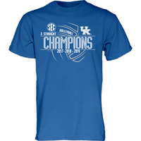 SEC Volleyball Champions Tee