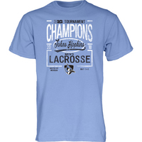 Big Ten Mens Lacrosse Champions Tee