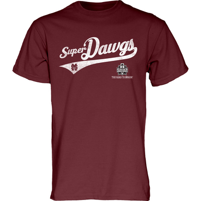 2019 College World Series Tee