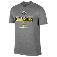 Womens Tennis SEC Conference Champions Tee