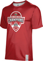 2019 Bowl Game Champions ProSphere Mens Sublimated Tee  Solid Design
