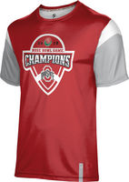 2019 Bowl Game Champions ProSphere Mens Sublimated Tee  Tailgate Design
